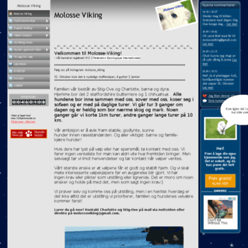 Molosse-viking.net thumbnail