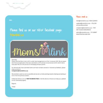 Momslink.co.za thumbnail