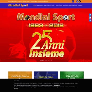 Mondialsportacicastello.it thumbnail