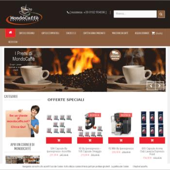 Mondocaffe.net thumbnail