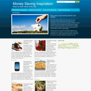 Moneysavinginspiration.com thumbnail