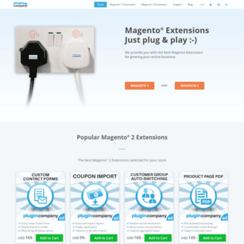 monkebusiness nl at WI  Magento® Extensions | Plugin Company