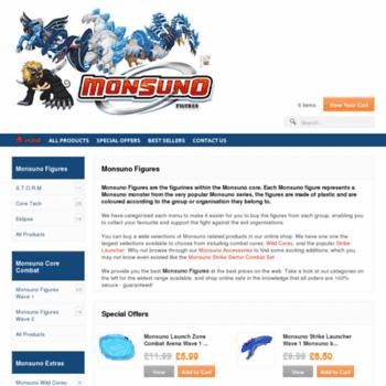 Monsunofigures.co.uk thumbnail
