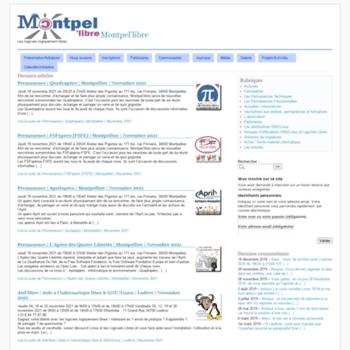 Montpel-libre.fr thumbnail