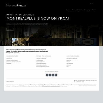 Montrealplus.ca thumbnail