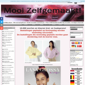 Mooizelfgemaakt.nl thumbnail