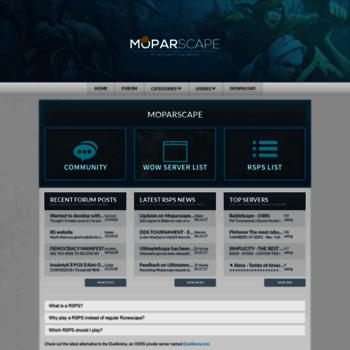 Moparscape.org thumbnail