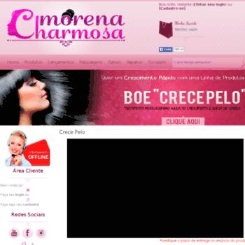 Morenacharmosa.com.br thumbnail