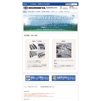 Morimiya.co.jp thumbnail