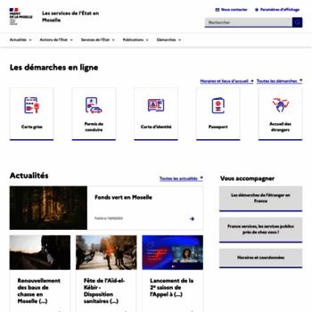Moselle.gouv.fr thumbnail
