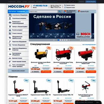 Mossom.ru thumbnail