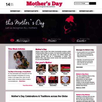 Mothersdaycelebration.com thumbnail