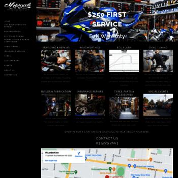 Motorcycleshed.cc thumbnail
