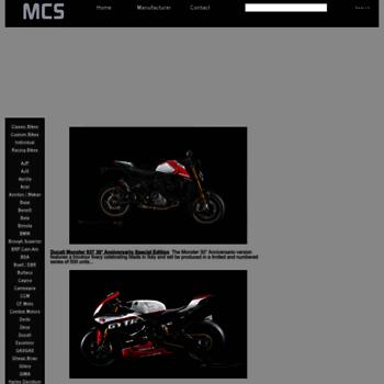 Motorcyclespecs.co.za thumbnail
