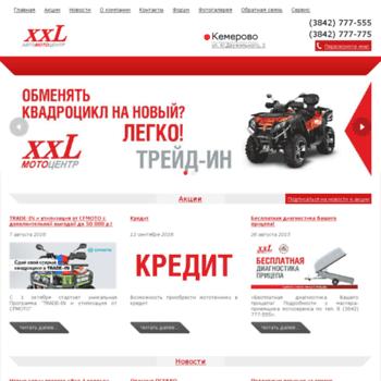 Motoxxl.ru thumbnail