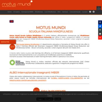 Motusmundi.it thumbnail