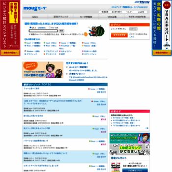 Moug.net thumbnail