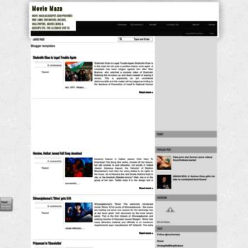 Move-maza.blogspot.in thumbnail