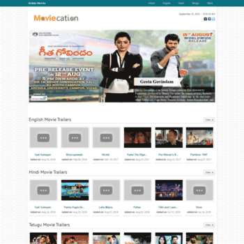 Moviecation.com thumbnail