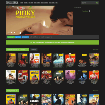 Movieplex.website thumbnail