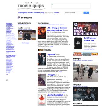Moviequips.ca thumbnail