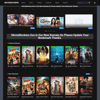 Movierockers.live thumbnail