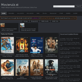 movierulz st at WI  Movierulz | Watch Bollywood and