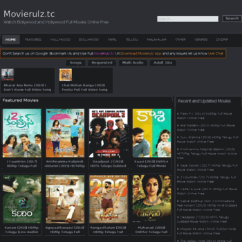 movierulz tc at WI  Movierulz | Watch Bollywood and Hollywood Full