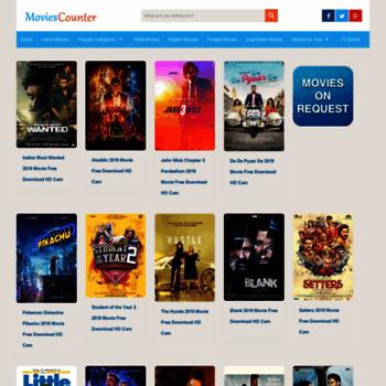 Moviescounter.store thumbnail