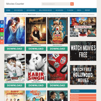 free download movies counter hd