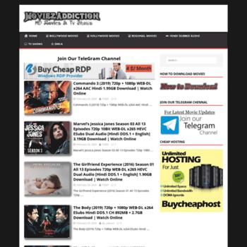 Moviezaddiction.live thumbnail