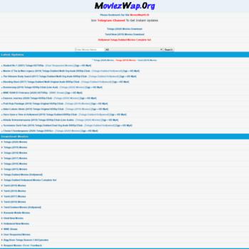 telugu moviezwap download 2019