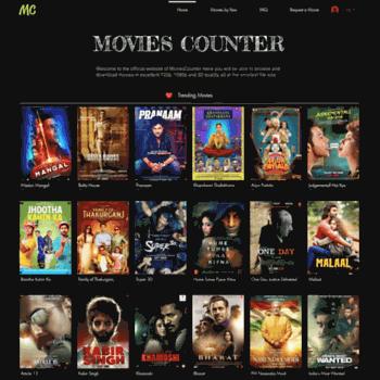 Moviscounter.info thumbnail