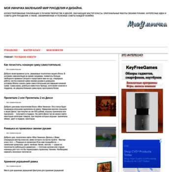 Moyaumnichka.ru thumbnail