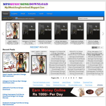 mp3musicsongdownload blogspot in at WI  MP3 Song Download