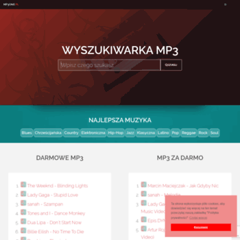 Mp3one.pl thumbnail