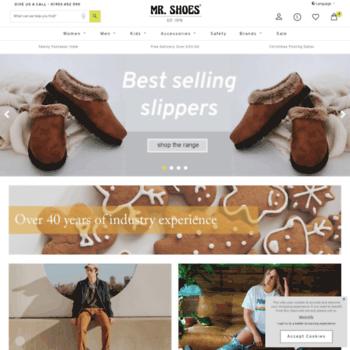 Mr-shoes.co.uk thumbnail