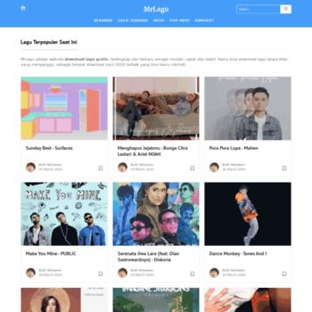 Mrlagu Com At Wi Download Lagu Terbaru Mp3 Video Gartis Terlengkap