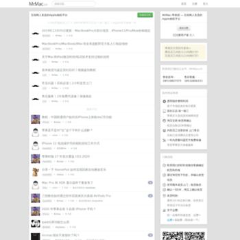 Mrmac.cn thumbnail