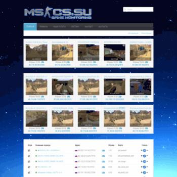 Веб сайт ms-cs.su