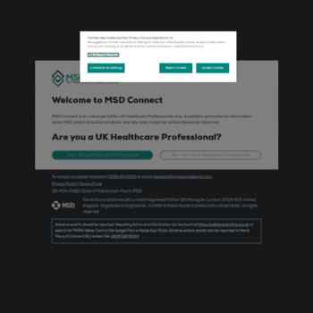 Msdconnect.co.uk thumbnail