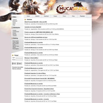 Mucabrasil.com.br thumbnail
