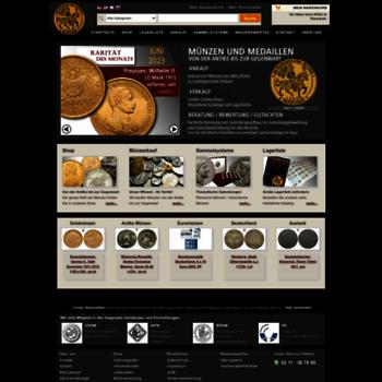 Muenzenritterde At Wi Münzhandlung Ritter Die Ganze Welt Der Münzen