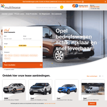 Multilease.nl thumbnail