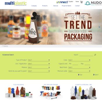 Multiplastic.com.mx thumbnail