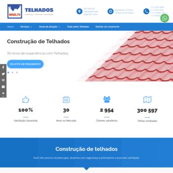 Multitelhados.com.br thumbnail