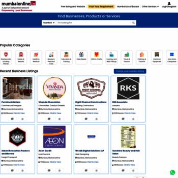 mumbaionline in at WI  Mumbai, Mumbai Directory, Mumbai Yellowpages