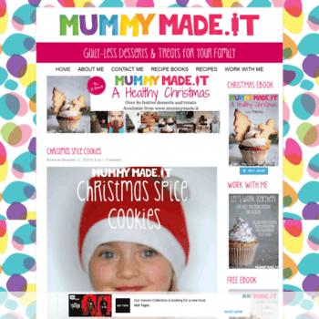 Mummymade.it thumbnail