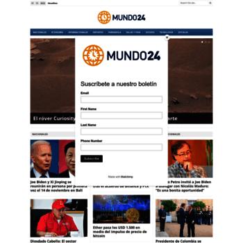 Mundo24.net thumbnail