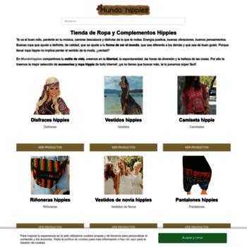 ead9ad5c5 Mundohippies.com thumbnail. Alexa Rank  3950669. MundoHippies - Tienda  Online para tu Estilo Hippie